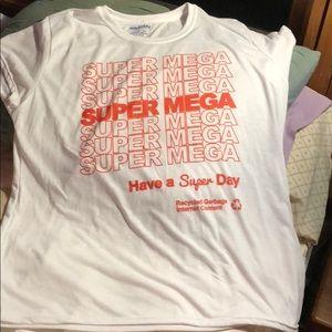 Super Mega large women's tee